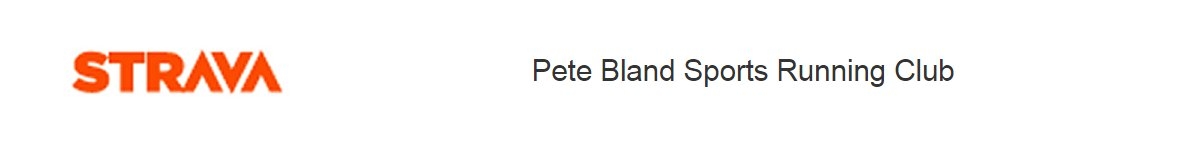 Pete Bland Running club on Strava