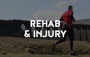 Up - Rehab and injury