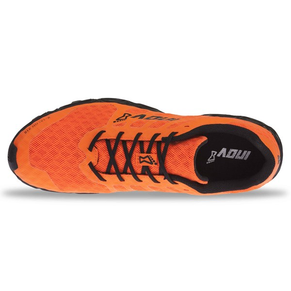 Inov8 Mens X-TALON 210 Trail Running Shoes Trainers Sneakers Orange Sports