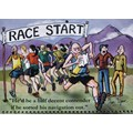 Fell Running Cartoon Calendar (Jim Tyson)