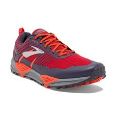 Brooks Men's Cascadia 13 | Red / Orange