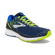 Brooks Men's Ghost 11 | Black / Blue
