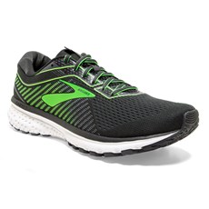 Brooks Men's Ghost 12 | Ebony / Gecko