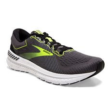 Brooks Men's Transcend 7 | Ebony / Nightlife