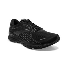 Brooks Men's Adrenaline GTS 21 | Black / Black / Ebony