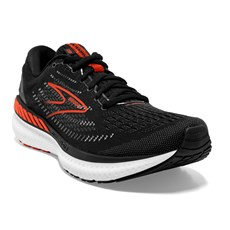 Brooks Men's Glycerin GTS 19 | Black / Grey / Red Clay