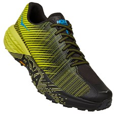 Hoka Men's Evo Speedgoat | Citrus / Black