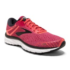 Brooks Women's Adrenaline GTS 18 | Coral / Pink