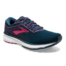 Brooks Women's Ghost 12 | Blue / Beetroot