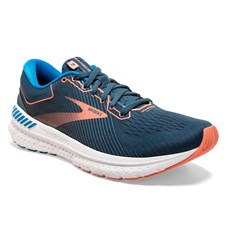 Brooks Women's Transcend 7 | Navy / Desert
