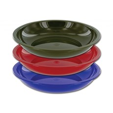 Highlander 20CM Deep Bowl | Raspberry / Red