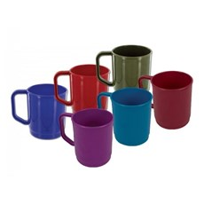 Highlander 275ML Mug | Raspberry / Red