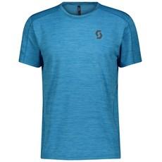 Scott Men's Trail Run S/SL Shirt | Atlantic Blue
