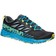 La Sportiva Men's Lycan | Black / Tropic Blue