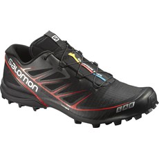Salomon Unisex S-Lab Speed | Black / Black