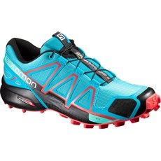 Salomon Women's Speedcross 4 | Blue Jay / Black