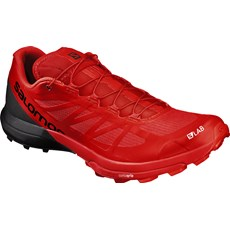 Salomon Unisex S-Lab Sense 6 SG | Racing Red / Black