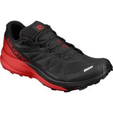 Salomon Unisex S-Lab Sense Ultra | Black / Racing Red