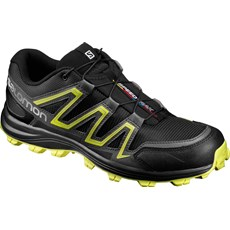 Salomon Men's Speedtrak | Black / Magnet