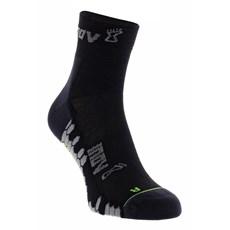 Inov-8 3 Season Outdoor Mid Sock (2 Pack) | Black / Grey