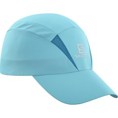 Salomon Unisex XA Cap | Blue Curacao