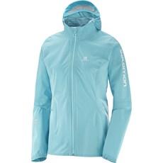 Salomon Women's Lightning Pro WP Jacket | Blue Curacao