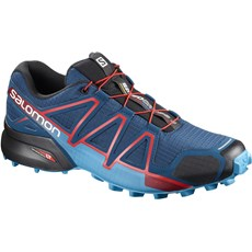 Salomon Men's Speedcross 4 | Poseidon / Hawaiian Surf
