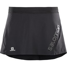 Salomon Women's Lightning Pro Skort | Black