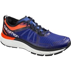Salomon Men's Sonic RA Max | Shocking Orange / Surf the Web