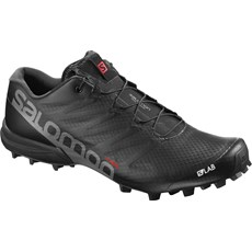 Salomon Unisex S-Lab Speed 2 | Black / Racing Red