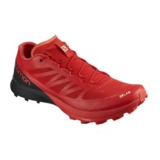 Salomon Unisex S-Lab Sense SG 7 | Racing Red / Black
