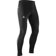 Salomon Men's Trail Runner WS Tight | Black