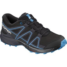 Salomon Junior Speedcross | Black / Graphite
