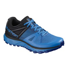Salomon Men's Trailster | Indigo Bunting / Black