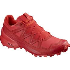 Salomon Men's Speedcross 5 | High Risk Red / Barbados