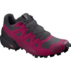Salomon Women's Speedcross 5 | Phantom / Cerise
