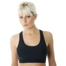 Sportjock Women's Action Bra | Black