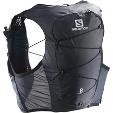 Salomon Active Skin 8 Set | Ebony / Black