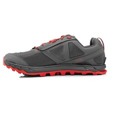 Altra Men's Lone Peak 4.0 | Grey / Red