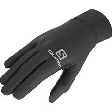 Salomon Agile Warm Glove | Black