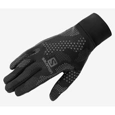Salomon Agile Warm Glove | Black / Reflective
