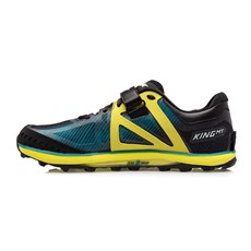 Altra Men's King MT 2 | Teal / Lime