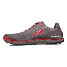 Altra Men's Superior 4.0 | Grey / Red