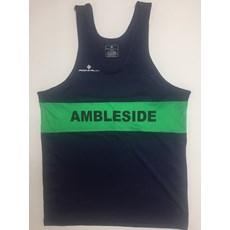 Ron Hill Women's Ambleside AC Vest | Navy / Green