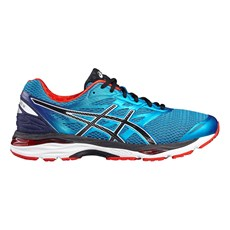 Asics Men's Cumulus 18 | Island Blue / Black