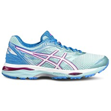Asics Women's Cumulus 18 | Aqua Splash / White
