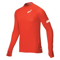 Inov-8  Men's Base Elite LS | Red