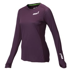 Inov-8 Women's Base Elite LS | Purple