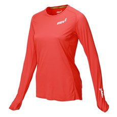 Inov-8 Women's Base Elite LS | Red