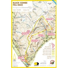 Harvey Black Combe Race Map | Mixed